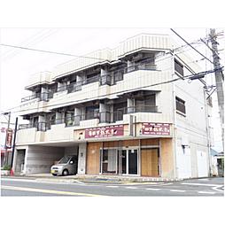 福岡県大野城市山田4丁目の賃貸マンションの外観