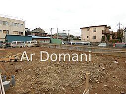 千葉県松戸市南花島3丁目の賃貸アパートの外観