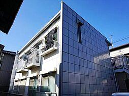 エステート松本[2階]の外観