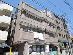 コンフォート田中[3階]の外観