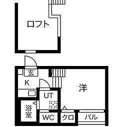 【敷金礼金0円!】メゾン・ド・プランドール