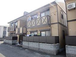 サンプライム阪南B棟[201号室]の外観