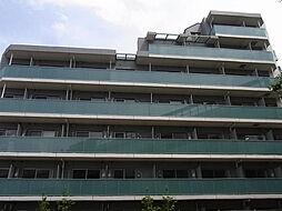 東京都杉並区下高井戸5丁目の賃貸マンションの外観