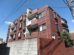 アベニール桑田[3階]の外観