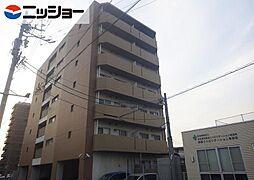 シャルム・八田[3階]の外観