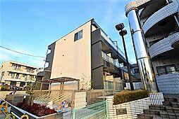 埼玉県さいたま市北区土呂町2丁目の賃貸マンションの外観