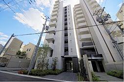 レジュールアッシュ京橋CROSSII[2階]の外観