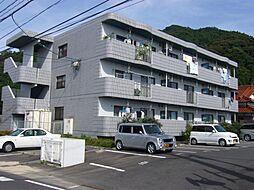 佐賀県唐津市鏡の賃貸マンションの外観
