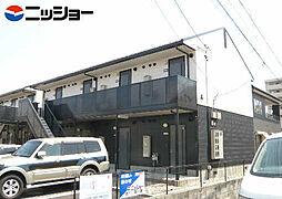 セゾンプレミール A棟[1階]の外観