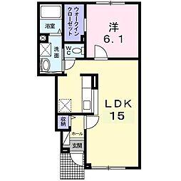 蔵Ⅱ[1階]の間取り