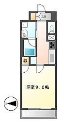 スタジオスクエア大須[8階]の間取り