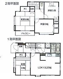 原市駅 1,380万円