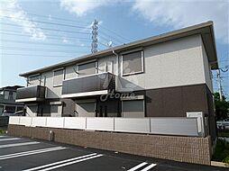 兵庫県神戸市西区玉津町水谷の賃貸アパートの外観