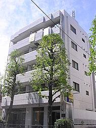 東京都中野区上鷺宮5丁目の賃貸マンションの外観
