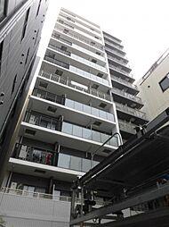 クレヴィアリグゼ江坂[6階]の外観