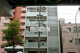 愛知県名古屋市中村区畑江通7丁目の賃貸マンションの外観