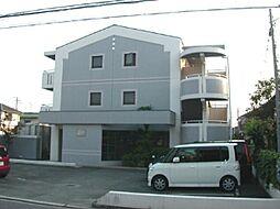 ドエル岸和田[1階]の外観