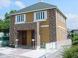 [テラスハウス] 京都府宇治市五ケ庄二番割 の賃貸【/】の外観
