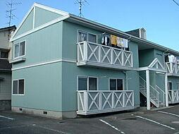 フレグランス阿島[102号室]の外観