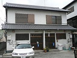尾崎住宅A南棟(2戸1)[1階]の外観
