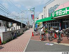 上北沢駅(現地まで480m)