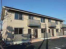 熊本県熊本市南区御幸笛田1丁目の賃貸アパートの外観