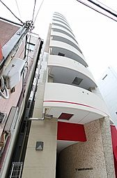 大阪府大阪市中央区南久宝寺町2丁目の賃貸マンションの外観