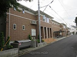 東京都町田市金井町の賃貸アパートの外観