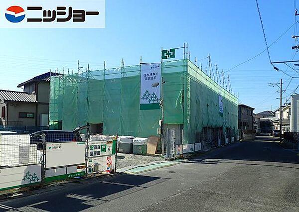 仮)豊明市栄町大蔵下新築計画[2階]の外観