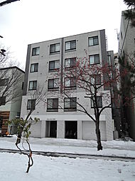 グランパーク札幌北[3階]の外観