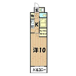 希望ヶ丘駅 6.5万円