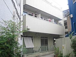 神奈川県横須賀市米が浜通2丁目の賃貸マンションの外観