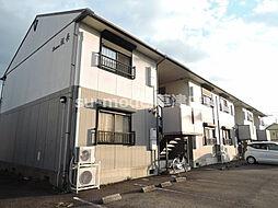 セゾン阪長[1階]の外観