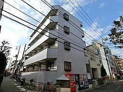 東京都江戸川区東葛西7の賃貸マンションの外観