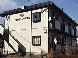 静岡県三島市幸原町2丁目の賃貸アパートの外観