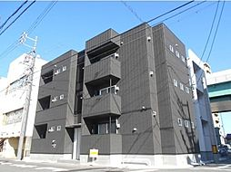 愛知県名古屋市熱田区西野町2丁目の賃貸アパートの外観