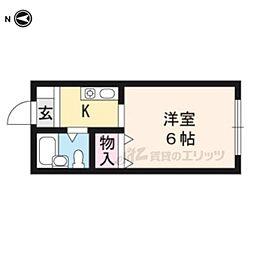 山科駅 1.8万円