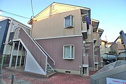 リプレ金町[1階]の外観