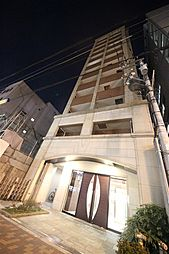 エイペックス京町堀[8階]の外観