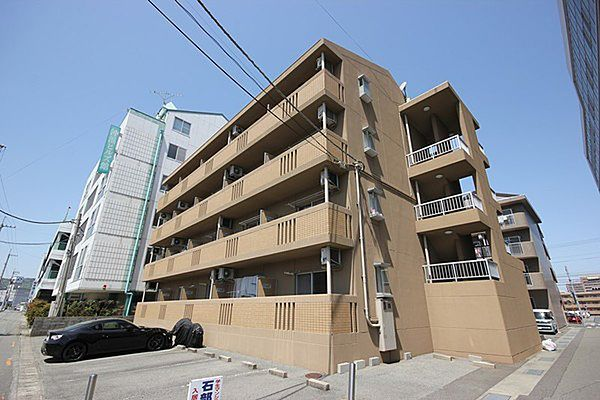 SARA林I 4階の賃貸【徳島県 / 徳島市】