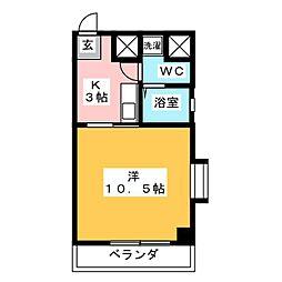 上野市駅 3.9万円
