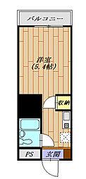 アトリウムビル 102号室[102号室号室]の間取り