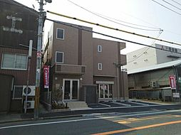 大阪府大東市御領2丁目の賃貸マンションの外観
