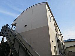 トレジャー霞ヶ関[1階]の外観