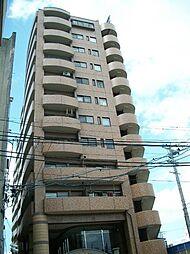 ライオンズマンション清水台第2[10階]の外観