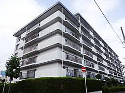 OTCパークハイツ[1階]の外観