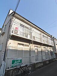 埼玉県ふじみ野市新田2丁目の賃貸アパートの外観
