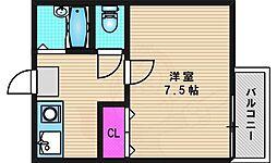 西京極駅 4.5万円