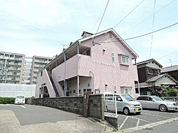 福岡県北九州市八幡西区東折尾町の賃貸アパートの外観