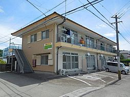 川越アパート[110号号室]の外観
